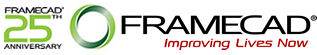 Framecad Logo - Improving Lives Now